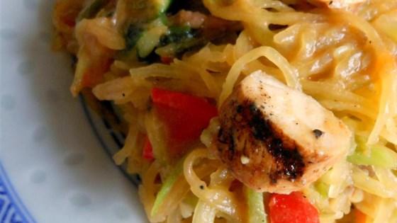 Photo of Spaghetti Squash Pad Thai by SunnyDaysNora
