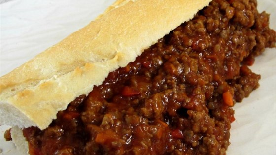 Photo of Picky-Eater Sloppy Joes by Janine White