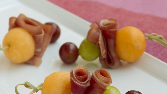 Photo of Prosciutto e Melone on a Stick by Lindsey