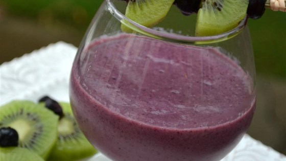Photo of Frozen Blueberry Smoothie by lanita99