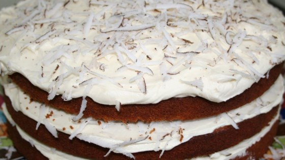 Photo of Fresh Coconut Cake by Lynne
