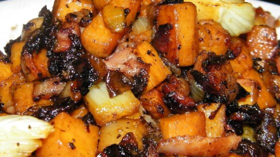 Photo of Sweet Potato and Fennel Hash by littlewummer
