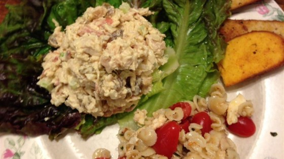 Photo of Curried Chicken Salad by MAGGIE MCGUIRE