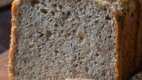 Photo of Flax and Sunflower Seed Bread by Erna Walmsley