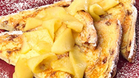 Photo of Apple-Cinnamon French Toast by PAM® Cooking Spray