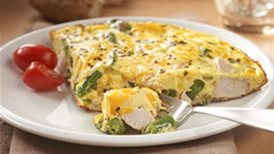 Photo of Leftover Turkey Frittata by PAM® Cooking Spray