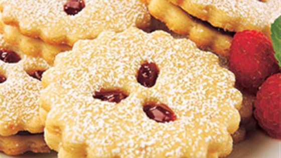 Photo of Linzer Cookies by PAM® by PAM® Cooking Spray