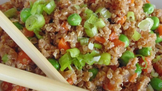 Photo of Quinoa Fried Rice by chris
