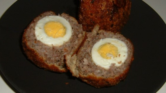 Photo of Old-Fashioned Scotch Eggs by P J K