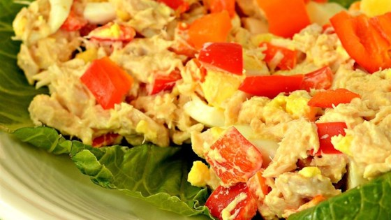 Photo of Sriracha Tuna Salad by alfons1313