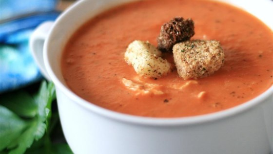 Photo of Tomato Bisque with Chicken by vababe