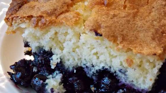 Photo of Mennonite Blueberry Cobbler by Pam Kirkman
