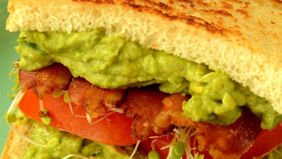 Photo of Midnight Snack Avocado Sandwich by simply.hannah