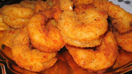 Photo of Easy Breaded Shrimp by Erin