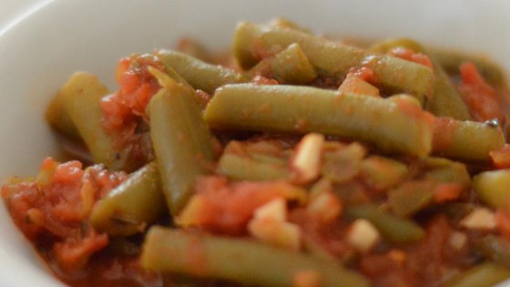 Photo of Sweet Italian Green Beans by Jenna McGarvey