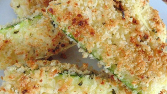 Photo of Baked Panko-Breaded Zucchini Fries by Jennifer Conley