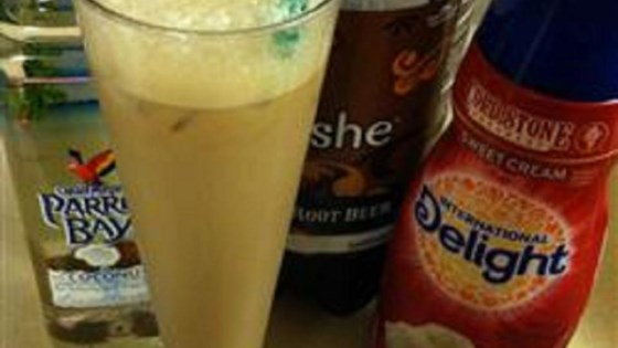Photo of Root Beer Float Cocktail by NWMama
