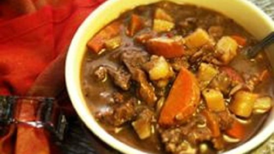 Photo of Vegan Stout Stew by The Inquisitive Vegetarian