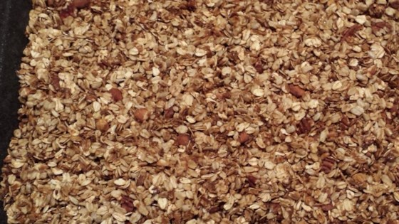 Photo of Homemade Granola Cereal by CookingZach