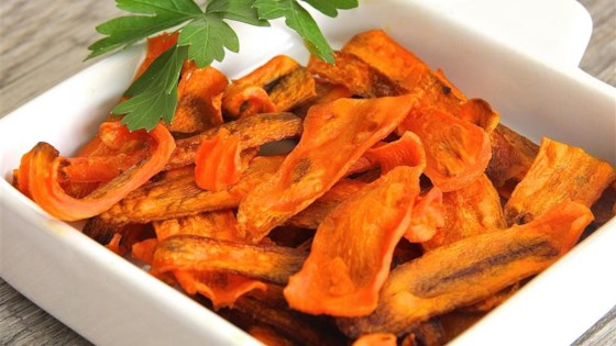 Photo of Carrot Chips by yesnomaybeso7