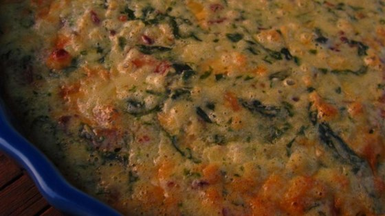 Photo of Easy Ham and Swiss Pie Casserole by DIANE73162