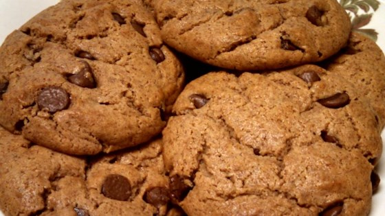 Photo of Daddy Cookies (Gluten- and Grain-Free Peanut Butter and Chocolate Chip Cookies) by Lmarie