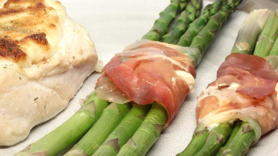 Photo of Prosciutto Wrapped Asparagus by Trish