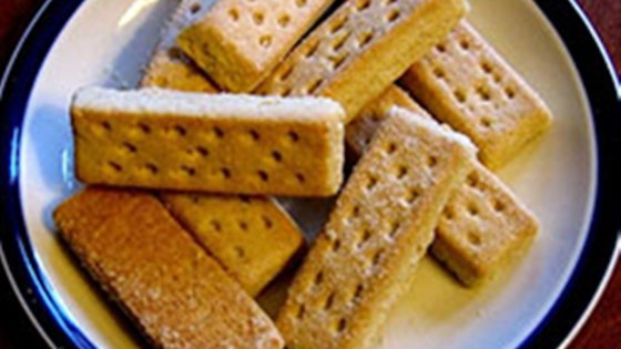 Photo of Brown Sugar Shortbread by Diamond Crystal Salt