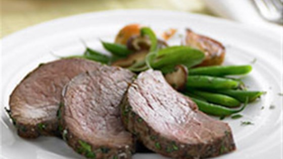 Photo of Salt Encrusted Beef Tenderloin by Diamond Crystal Salt