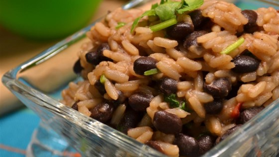 Photo of Quick and Easy Black Beans and Rice by Paula