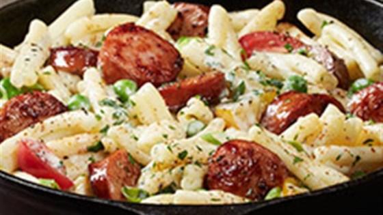 Hillshire Farm® Sausage Alfredo Recipe