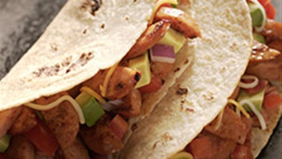 Photo of Smoked Sausage Tacos by Hillshire Farm® Brand