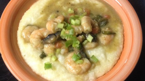 Photo of Arron's Shrimp and Grits by arronlock