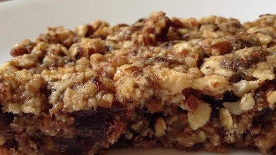 Photo of Pecan Almond Date Bars by Debbie P