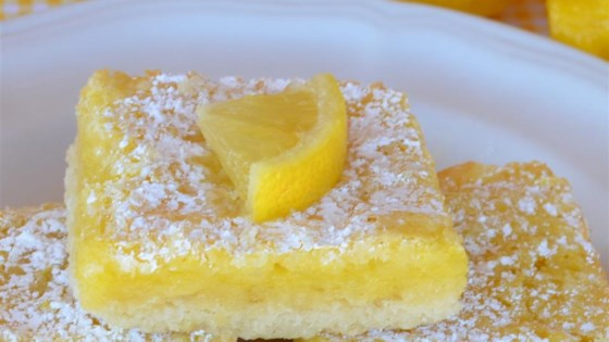 Photo of The Best Lemon Bars by Patty Schenck