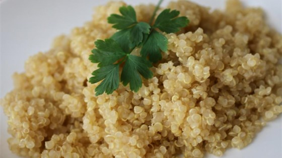 Photo of Garlic Quinoa by sjflick