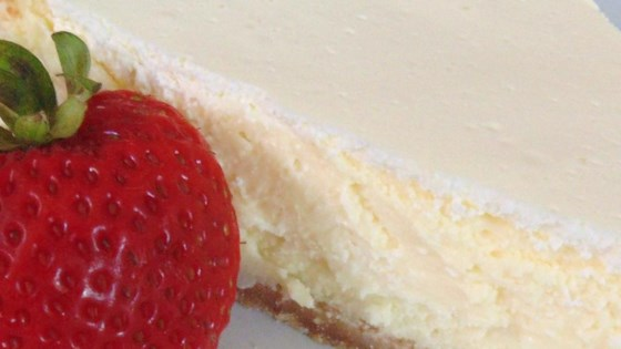 Photo of Waldorf's Sour Cream Cheesecake  by Donna Halcarz