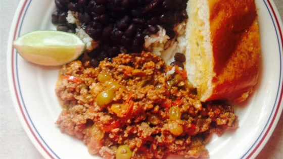 Photo of Cuban Picadillo by booghierbaby