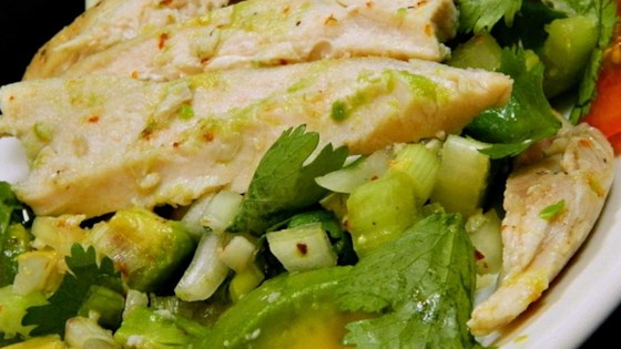Photo of Easy Avocado Chicken Salad by RACH7H