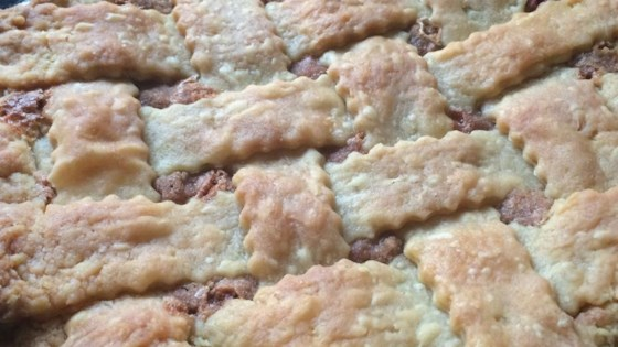 Photo of Buffalochef's Strawberry Rhubarb Pie by buffalochef