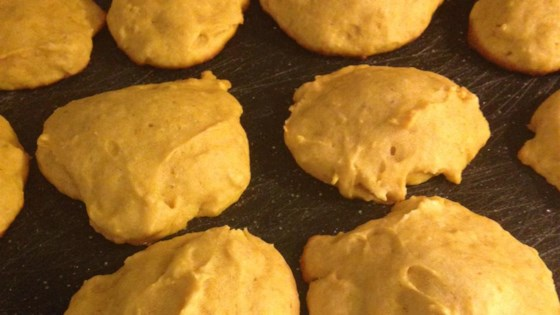 Photo of Soft Pumpkin Cookies by Monica