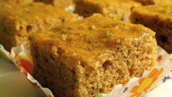 Photo of Zucchini Spice Cake by BECCARAE1