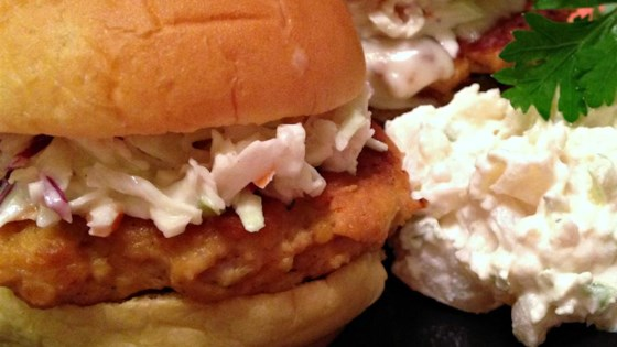 Photo of Buffalo Chicken Wing Sliders by fsindoni