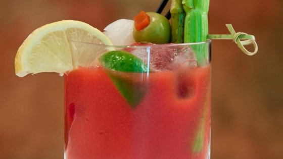 Photo of Sriracha Bloody Mary by The Gruntled Gourmand