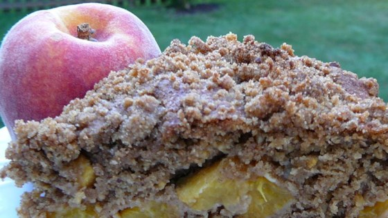 Photo of Avon's End of Summer Sunday Morning Peach Coffee Cake by Avon- status quo PRO