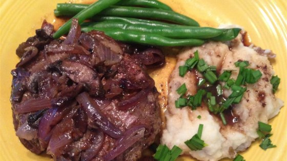 Photo of President Ford's Braised Eye Round Steak by PPPfoods