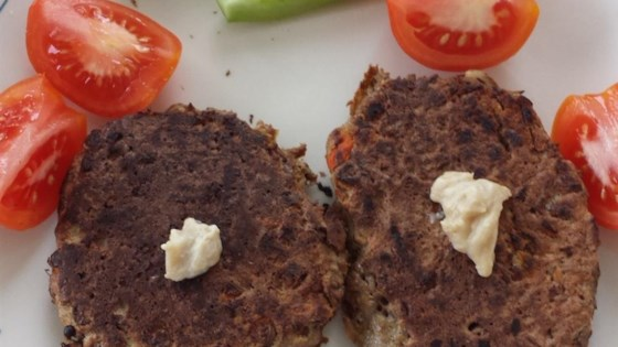 Photo of Mediterranean Lentil Patties by huggamom