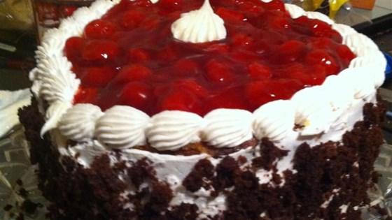 Black Forest Dump Cake I