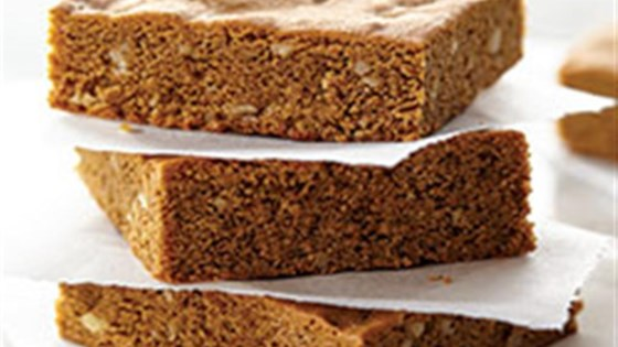 Photo of Chewy Molasses Bars by Crisco