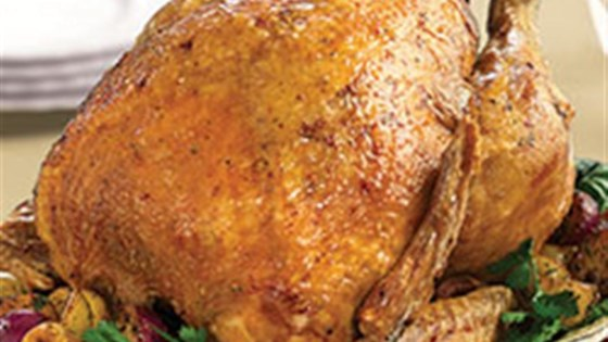 Photo of Succulent Deep Fried Turkey by Crisco